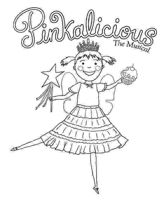 pinkalicious coloring pages free pinkalicious cupcake coloring pages coloring coloring pages free coloring pinkalicious pages