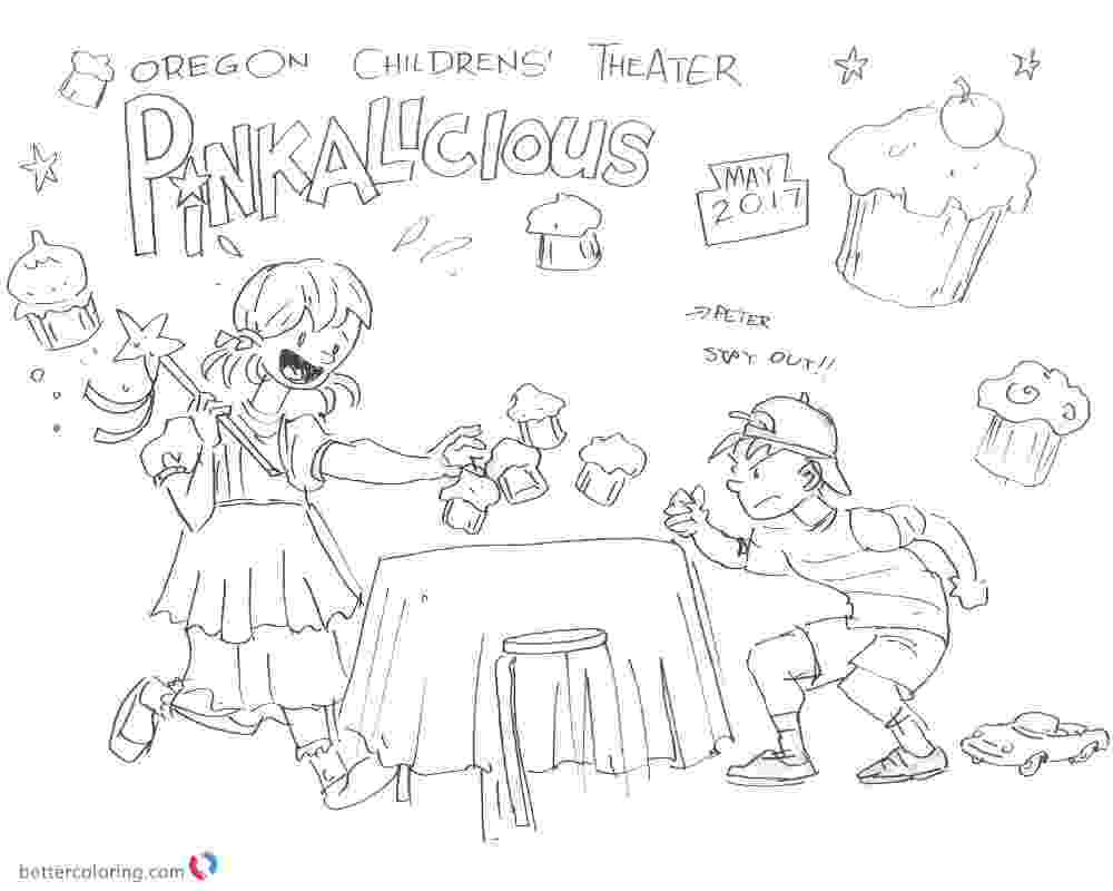 pinkalicious coloring pages free smile pinkalicious coloring pages free printable free coloring pinkalicious pages