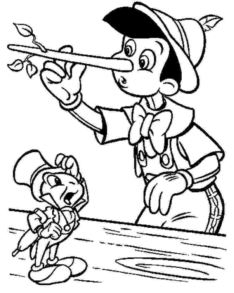 pinocchio coloring pages disney39s pinocchio coloring pages 2 disneyclipscom coloring pages pinocchio