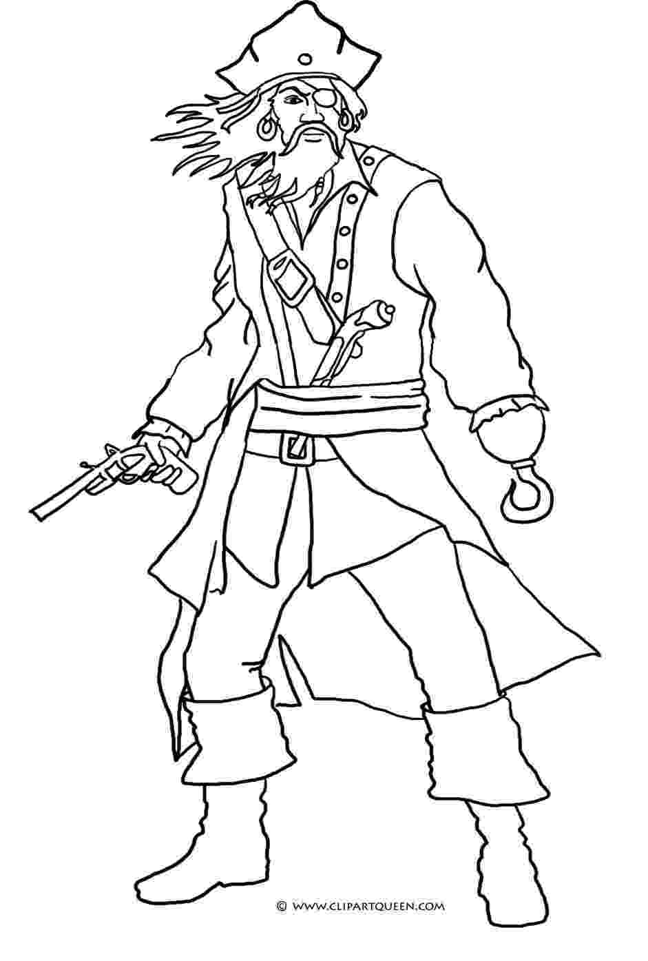 pirate coloring free printable pirate coloring pages for kids coloring pirate 1 2