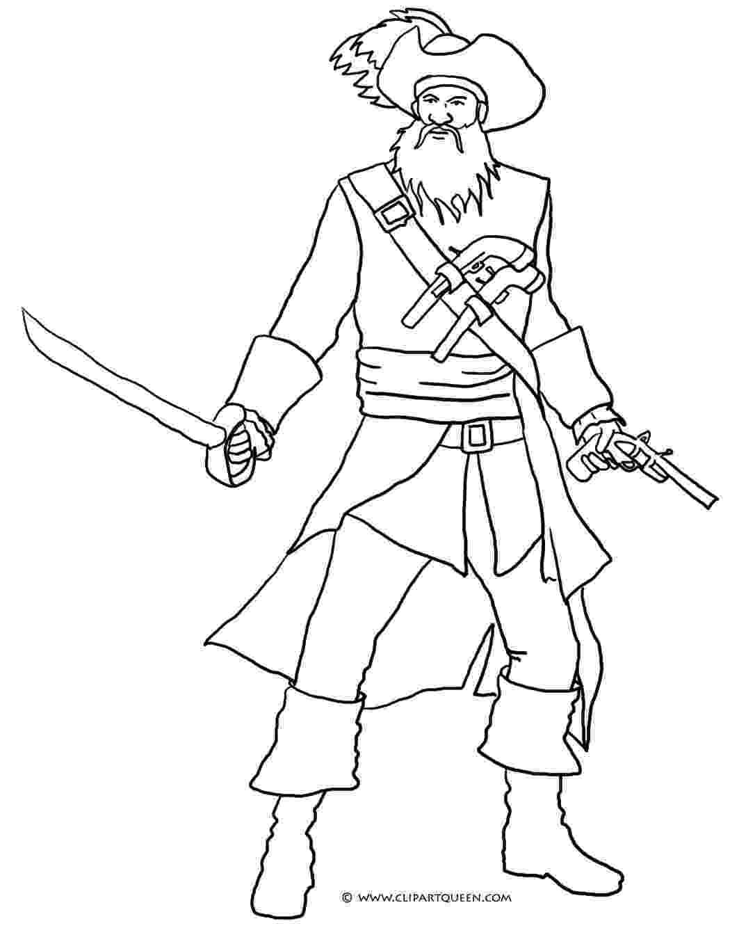 pirate coloring pirate coloring pages coloring pirate 1 2