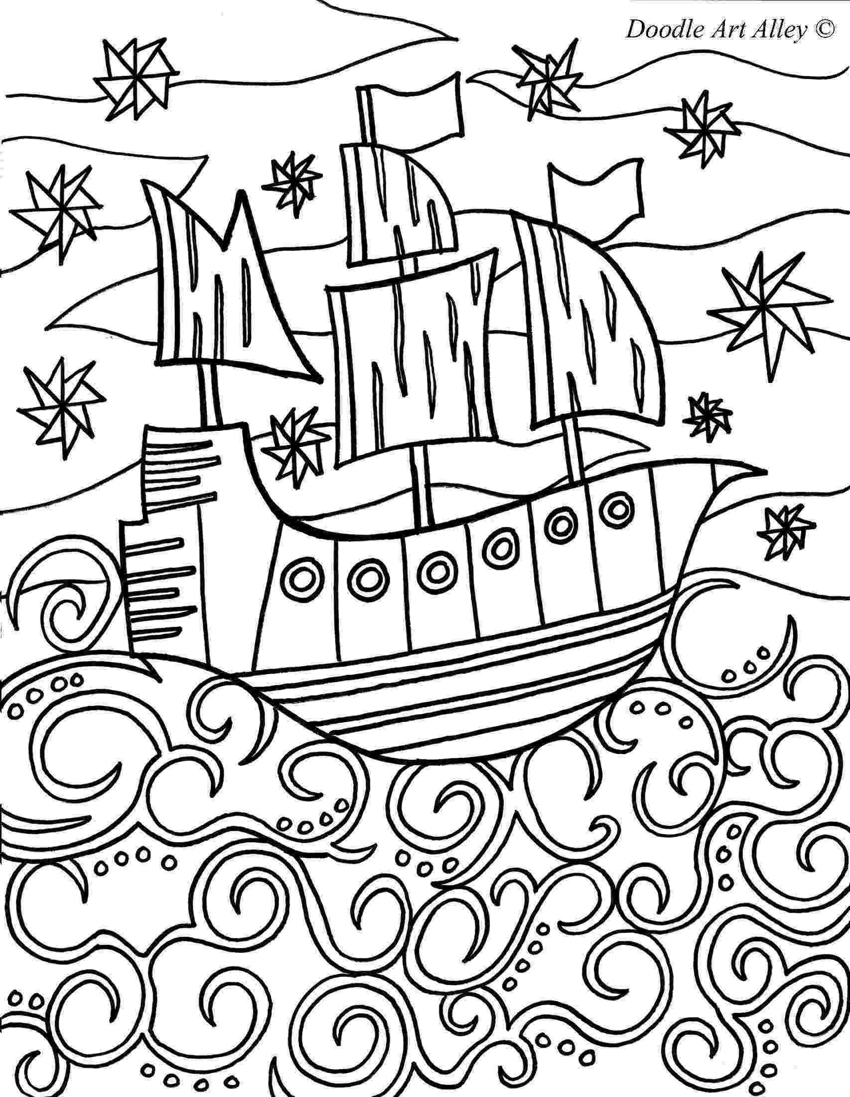 pirate coloring visual inspiration for sailing le cirque learn her coloring pirate