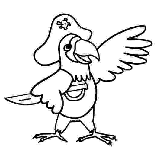 pirate parrot coloring pages pirate parrot parrots pirate parrot pages coloring
