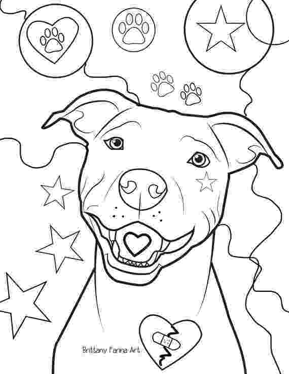 pitbull coloring pages pitbull coloring page coloring page pitbull pages coloring