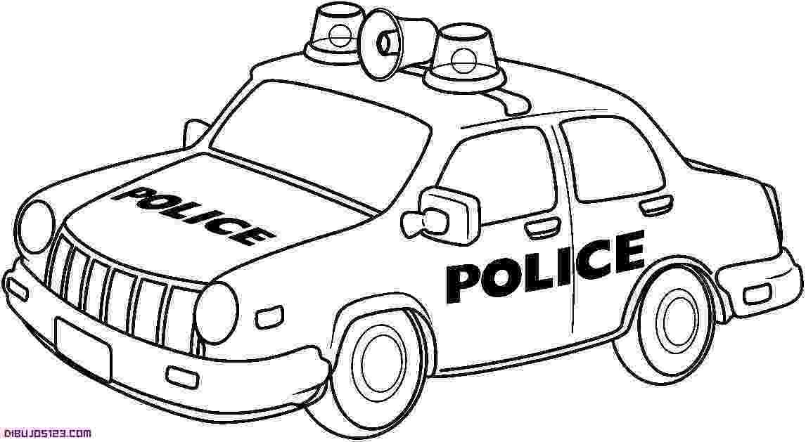 placa de policia dibujo dibujos de policía para pintar y colorear gratis aprende de dibujo policia placa