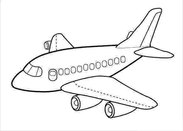 plane coloring page airplane coloring pages to download and print for free page plane coloring