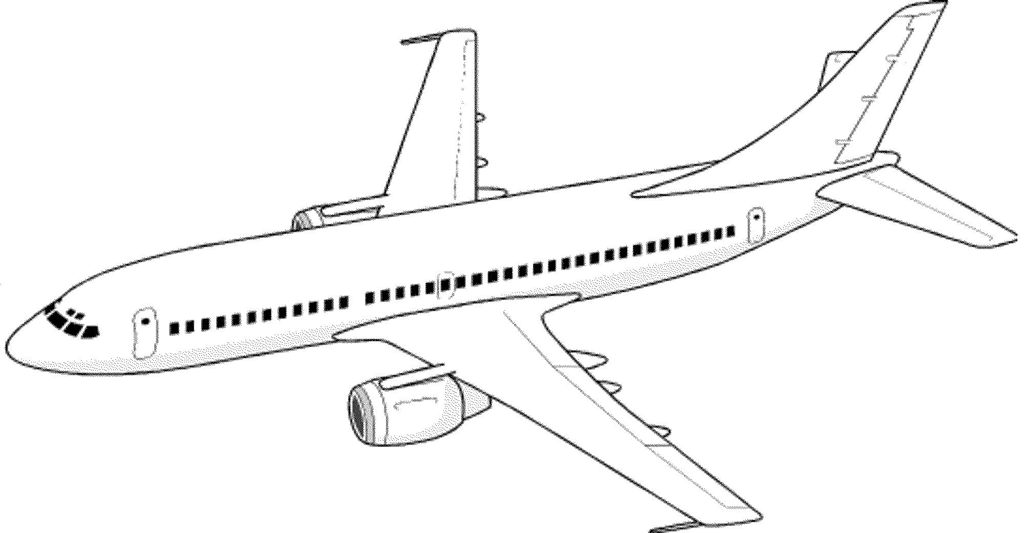 plane coloring page free printable airplane coloring pages for kids page plane coloring