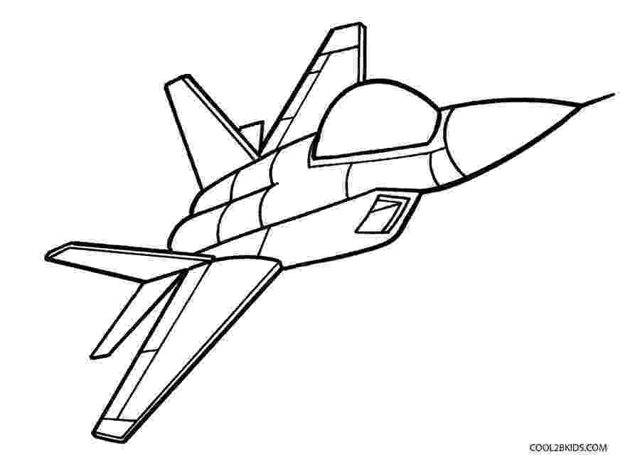 plane coloring page jet airplane coloring page free printable coloring pages plane page coloring