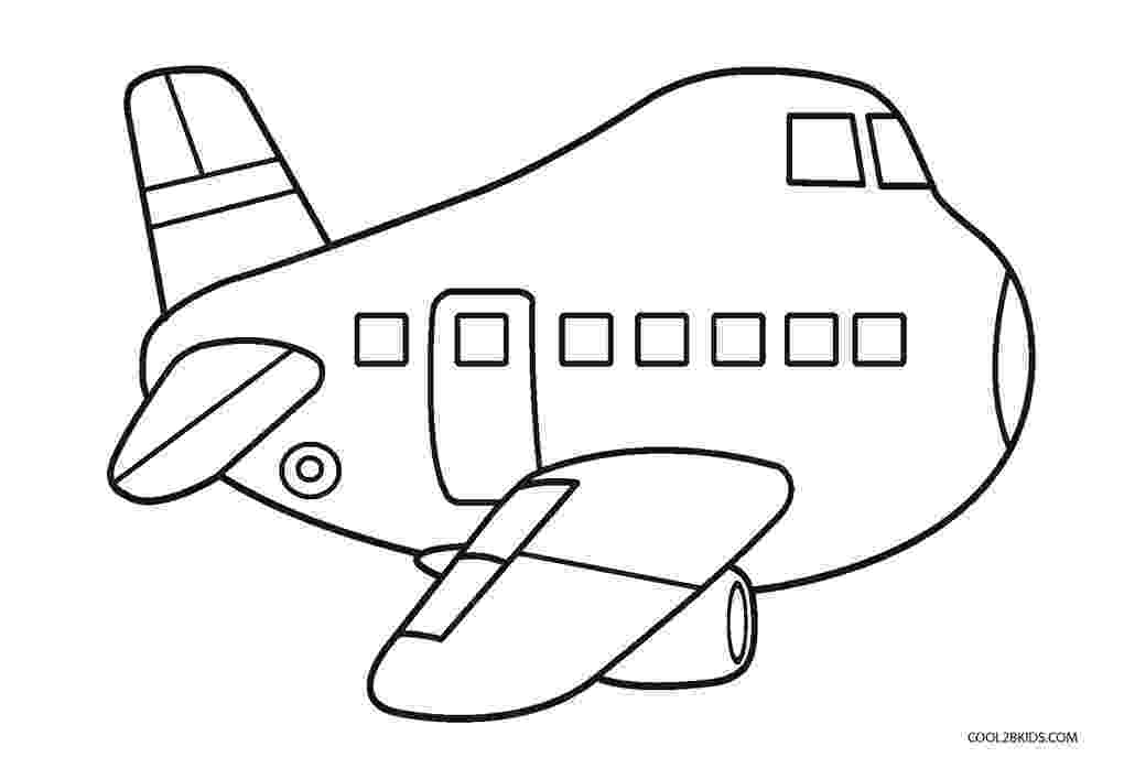 plane coloring page print download the sophisticated transportation of plane coloring page