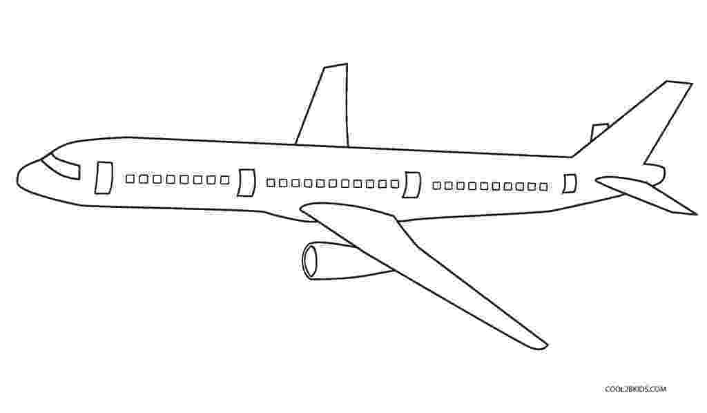 plane coloring page print download the sophisticated transportation of plane coloring page 1 1