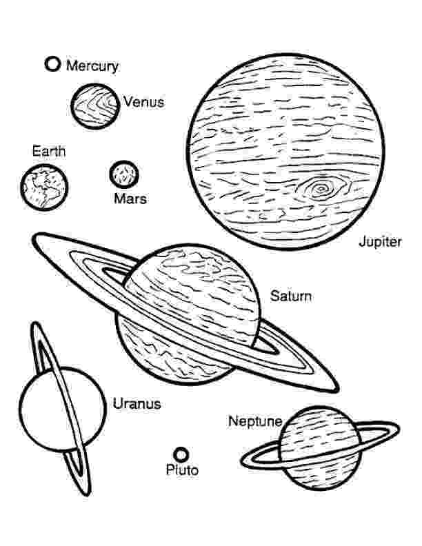 planets coloring page planet saturn coloring page space page planets coloring
