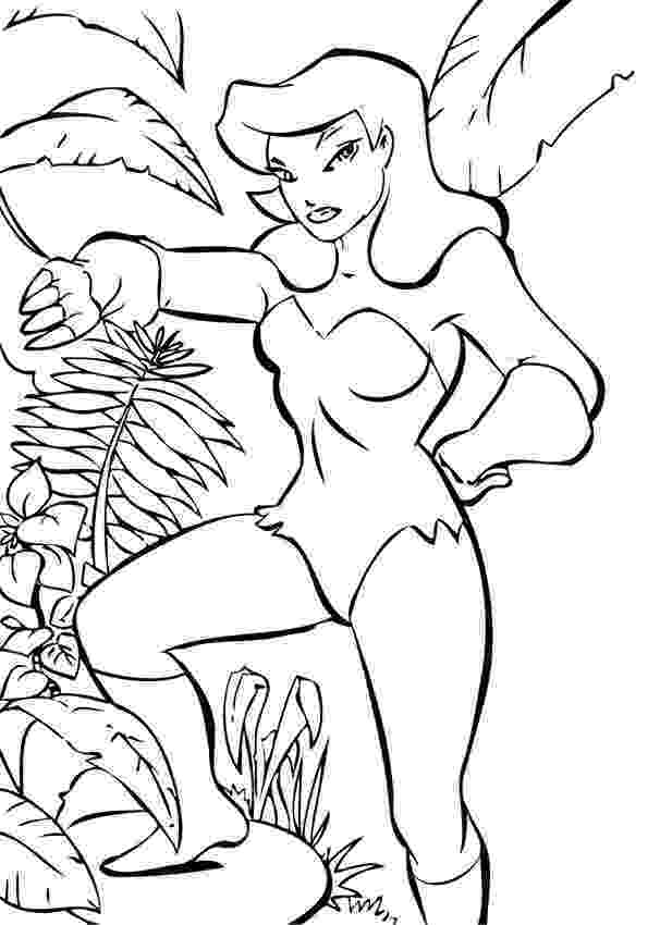 poison ivy coloring page poison ivy coloring pages to download and print for free page ivy coloring poison