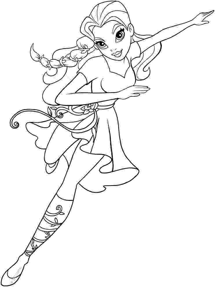 poison ivy coloring page poison ivy free coloring pages poison coloring ivy page