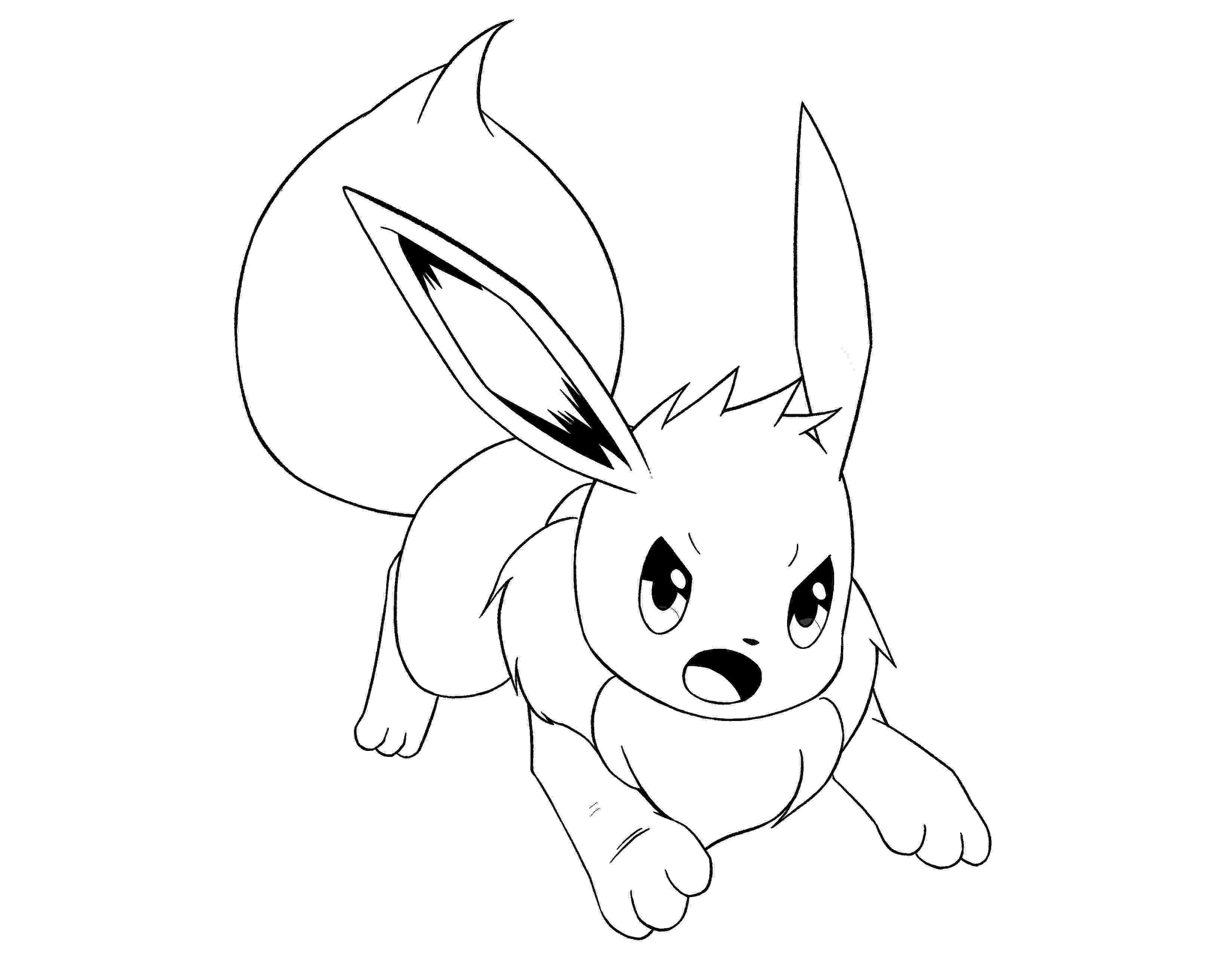 pokemon coloring pages eevee evolutions eevee pokemon coloring pages coloring home evolutions coloring eevee pages pokemon