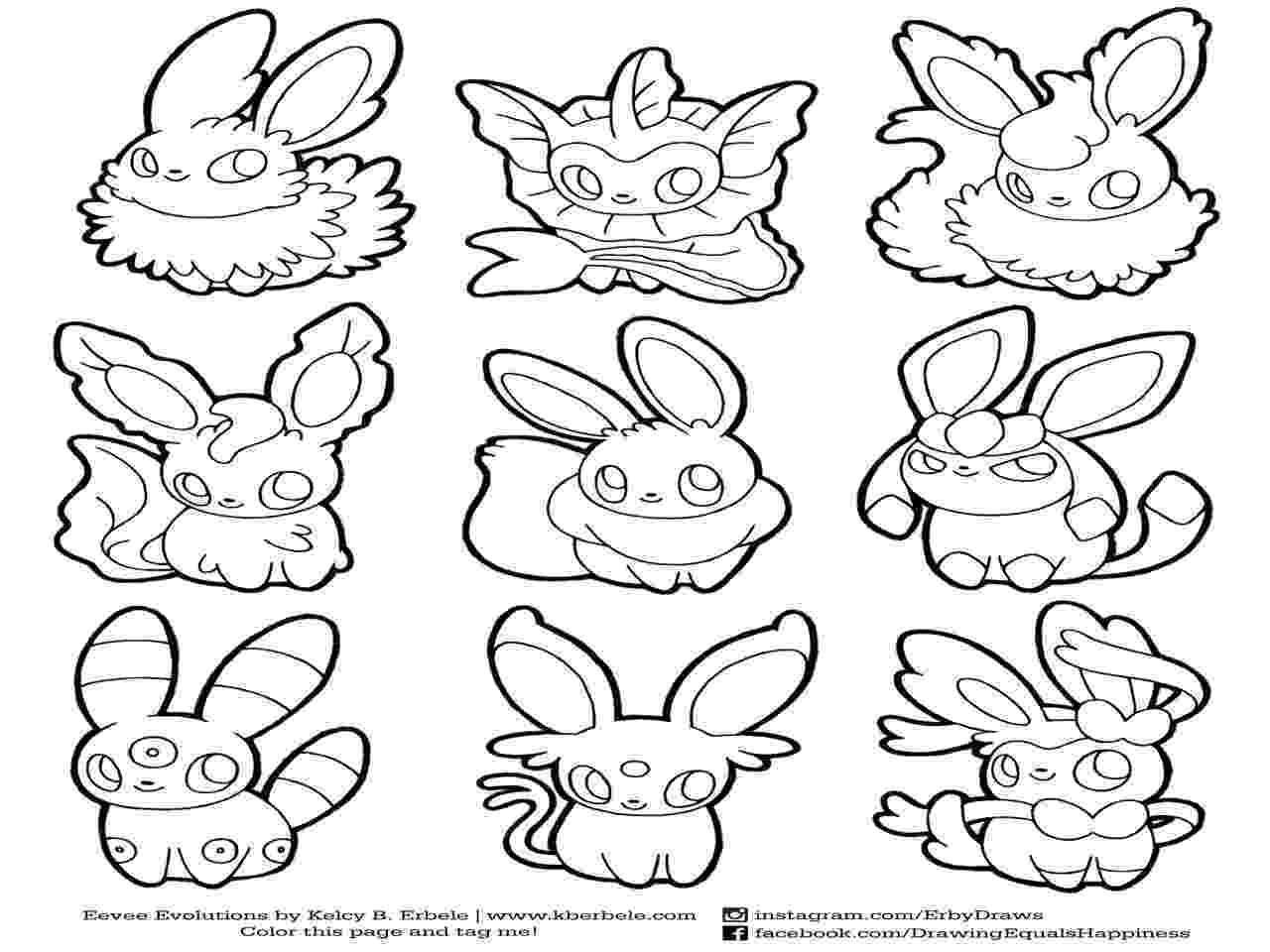 pokemon coloring pages eevee evolutions eeveelutions coloring pages at getdrawings free download pages pokemon evolutions eevee coloring