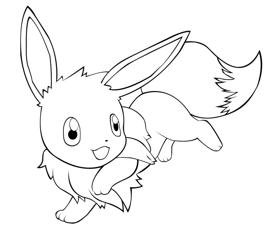 pokemon coloring pages eevee evolutions pokemon coloring pages eevee evolutions coloring home evolutions coloring pokemon eevee pages