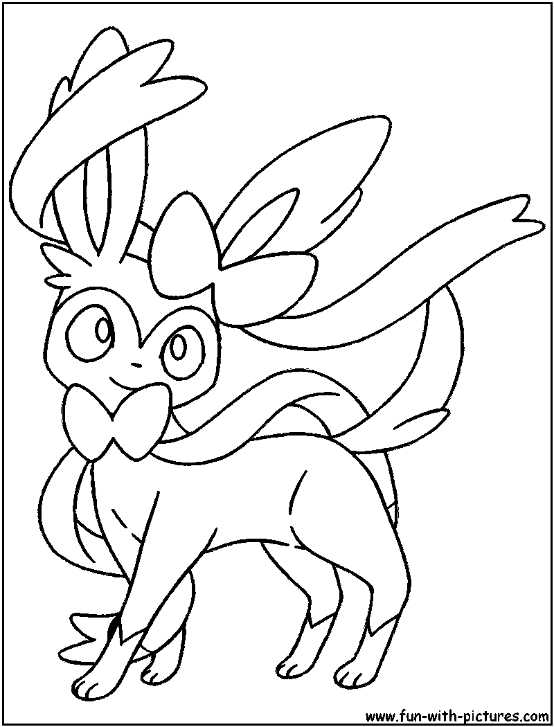 pokemon coloring pages eevee evolutions pokemon eevee evolutions coloring pages sketch coloring page coloring eevee pokemon pages evolutions