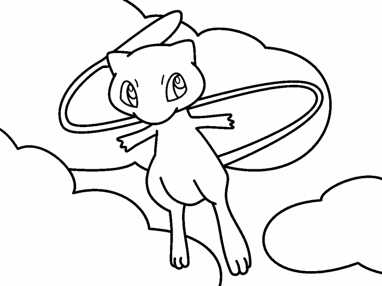 pokemon coloring pages legendary mew chibi pokemon coloring pages legendary mew coloring pages mew legendary coloring pokemon