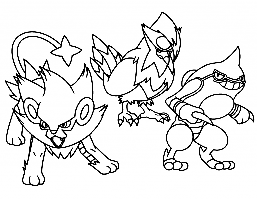 pokemon colouring pages online free 17 best images about pokemon coloring pages on pinterest pages online pokemon colouring free