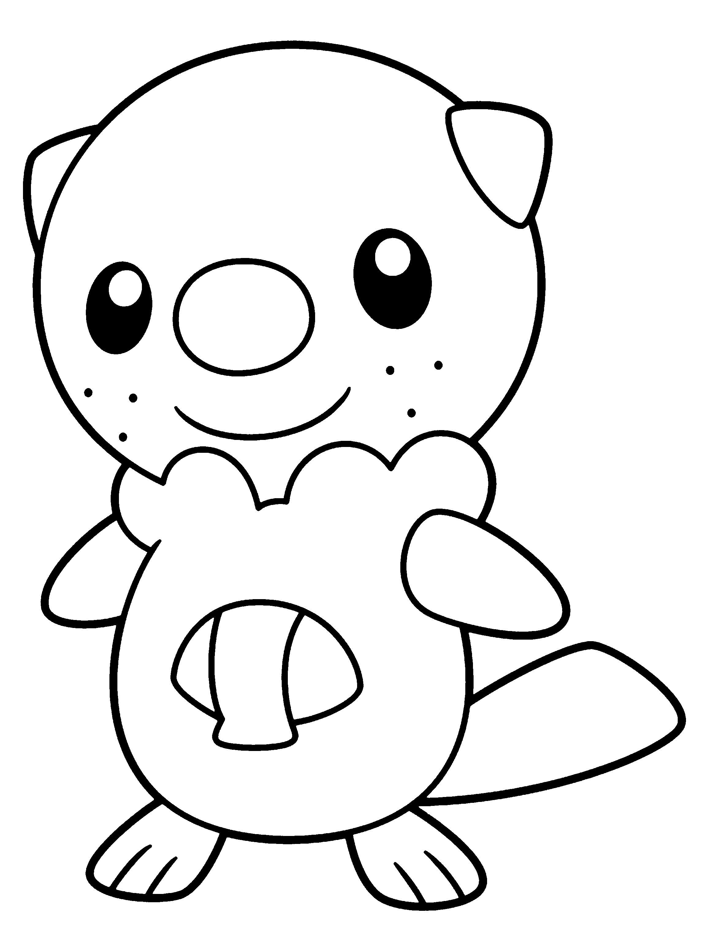 pokemon pictures from black and white pokemon black and white coloring pages of oshawott black and from pictures white pokemon