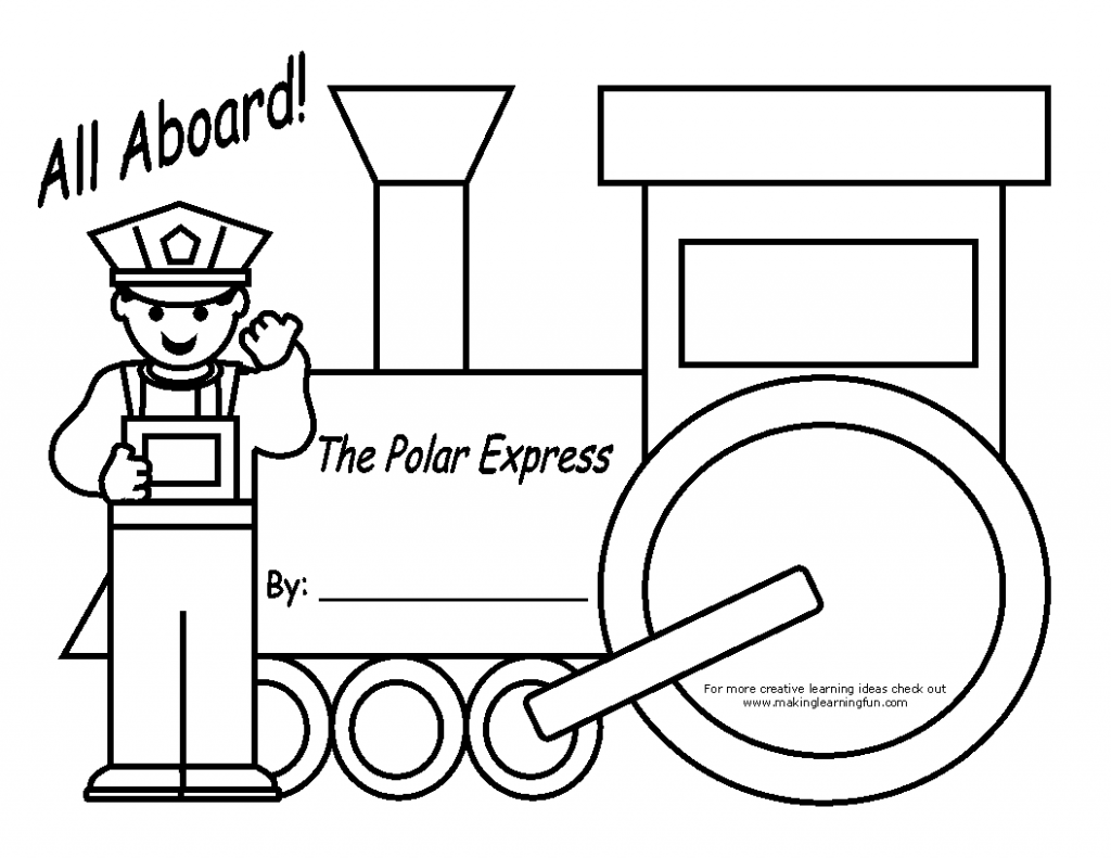 polar express coloring pages free polar express class book thi pages coloring free polar express