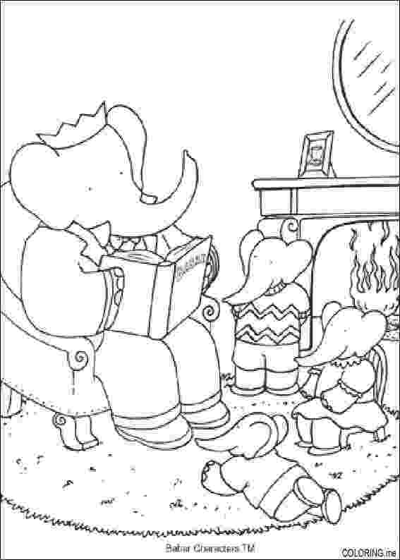 pom pom coloring pages coloring page babar pom flore and arthur coloringme pages pom coloring pom