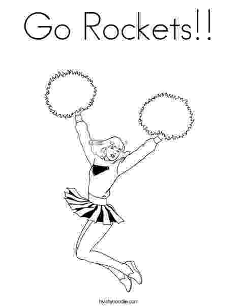 pom pom coloring pages printable cheerleading coloring pages for kids cool2bkids pages pom coloring pom