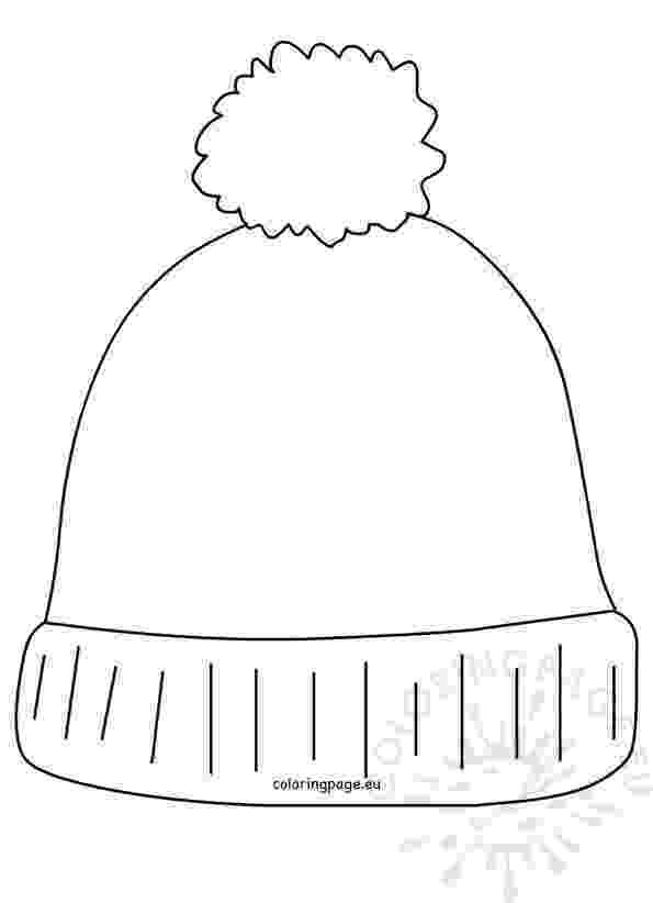pom pom coloring pages winter images pom pom hat coloring page coloring pages pom pom