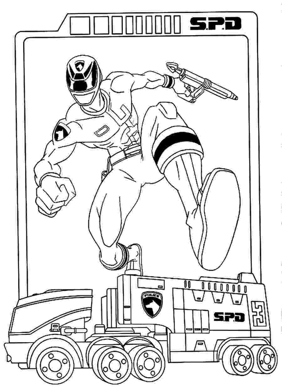 power rangers coloring pages free printable power ranger coloring pages for kids pages rangers power coloring