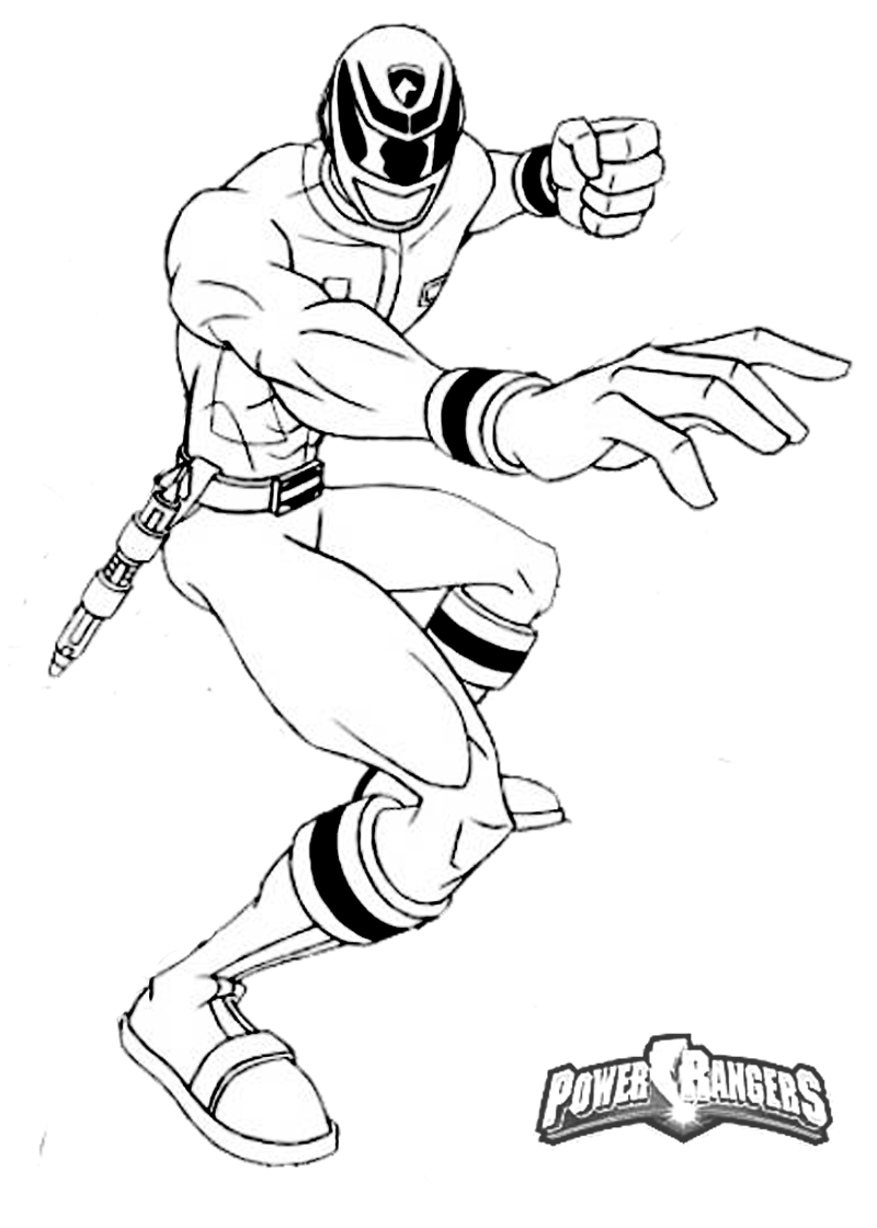 power rangers coloring pages power rangers 8 superheroes printable coloring pages pages rangers coloring power