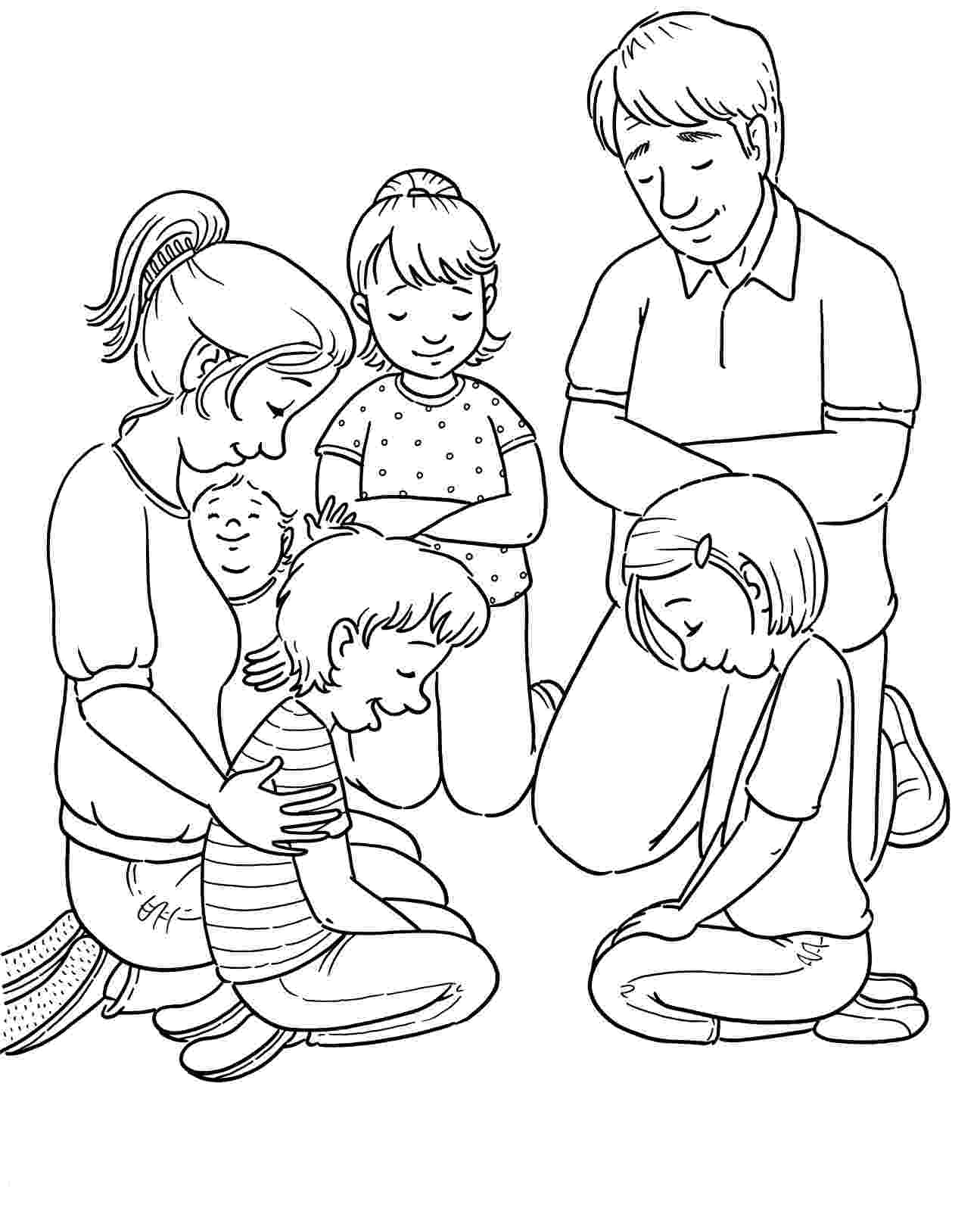 prayer coloring pages praying coloring pages preschool top kids corner pages coloring prayer