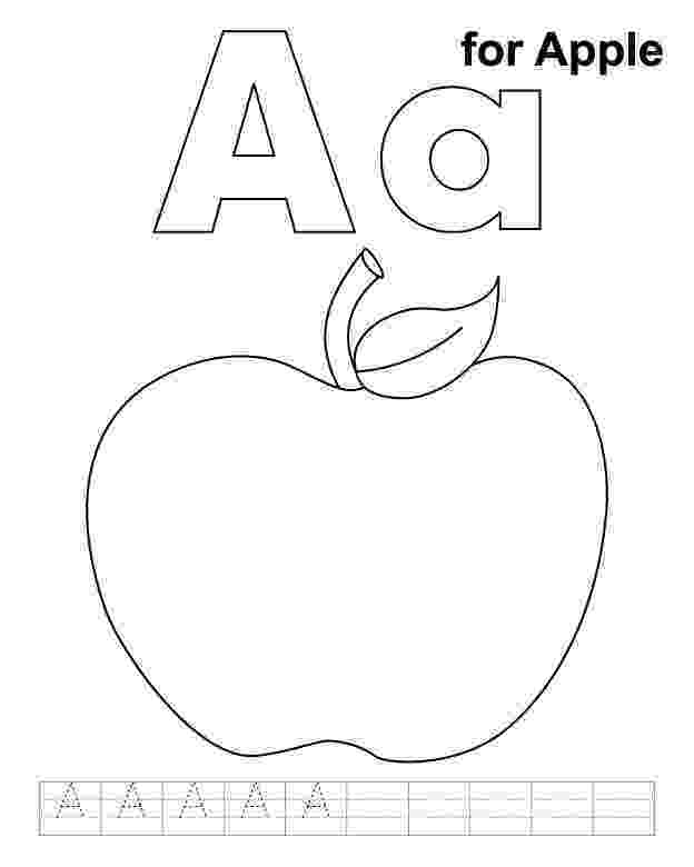 preschool apple coloring pages a is for apples free coloring pages for kids printable coloring preschool pages apple