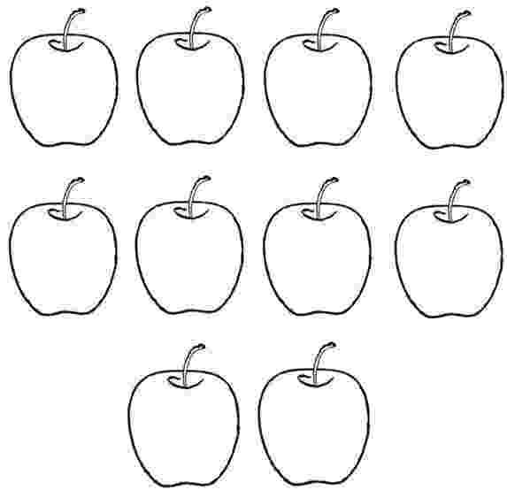 preschool apple coloring pages apple coloring page applecoloringpages1jpg apple apple pages coloring preschool