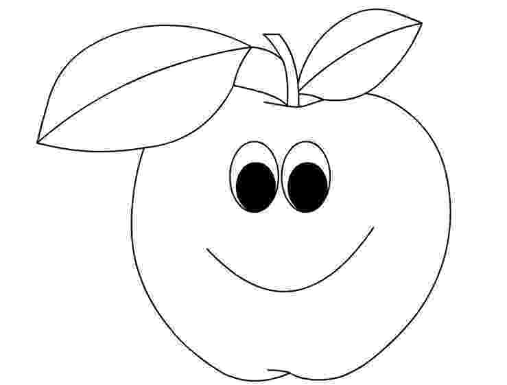 preschool apple coloring pages apple coloring page free printable coloring pages preschool pages coloring apple