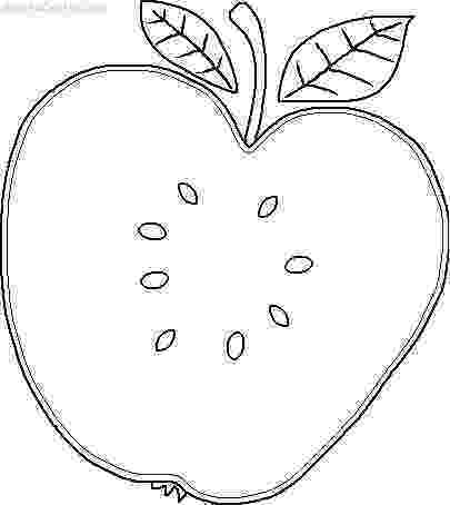 preschool apple coloring pages green apple coloring page free printable coloring pages preschool apple pages coloring