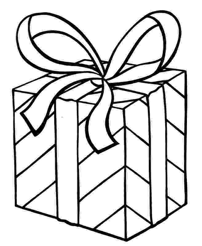 present coloring pages christmas coloring pages present coloring pages
