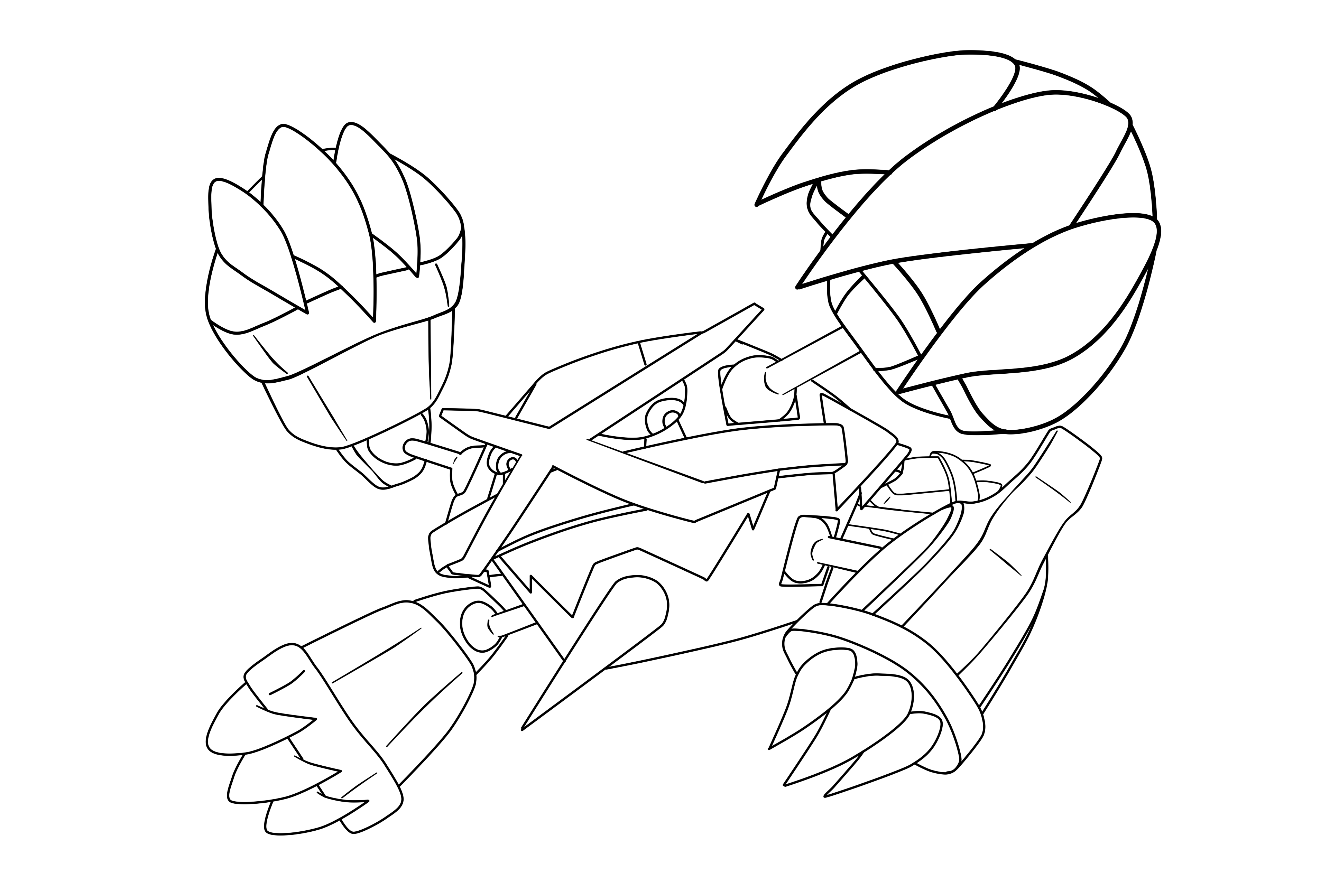 primal groudon coloring page free coloring pages of pokemon primal groudon 11070 coloring primal groudon page
