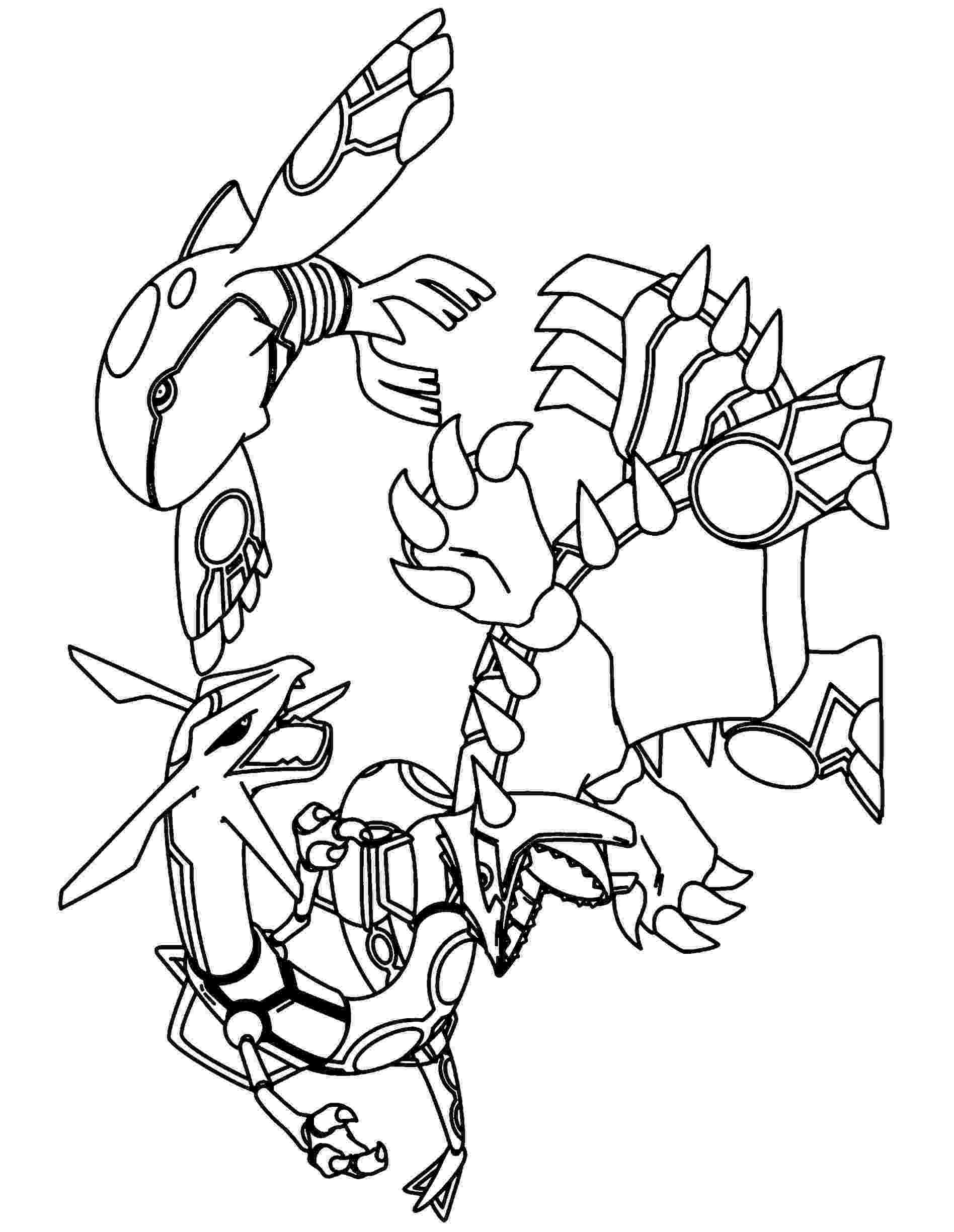 primal groudon coloring page primal groudon by penguinartistics on deviantart primal coloring groudon page