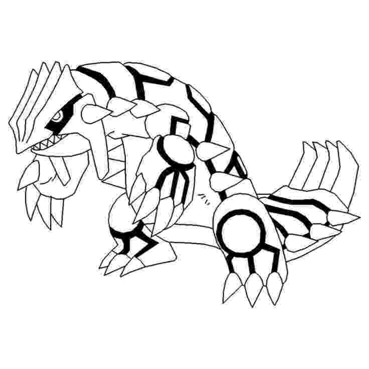 primal groudon coloring page primal groudon coloring pages download coloring for kids primal groudon coloring page