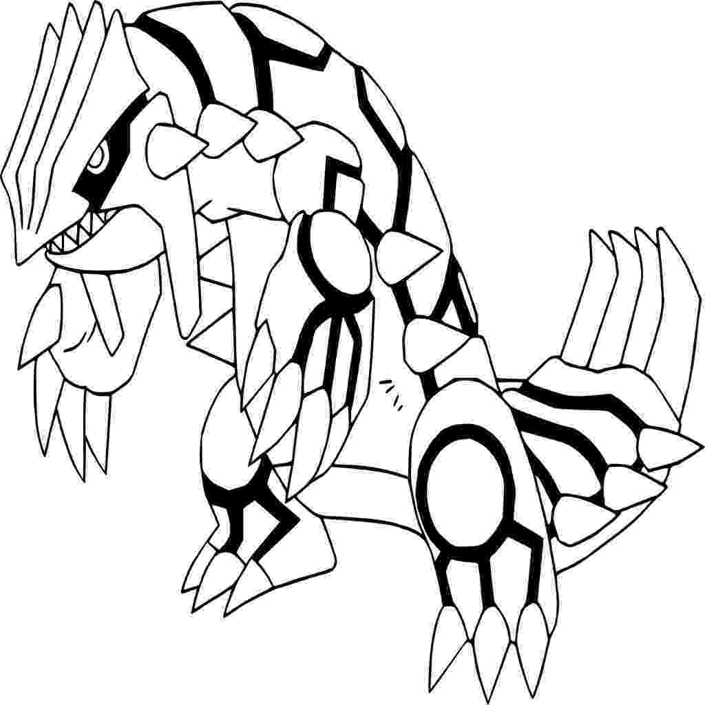 primal groudon coloring page primal groudon drawing at getdrawings free download groudon primal coloring page 1 1