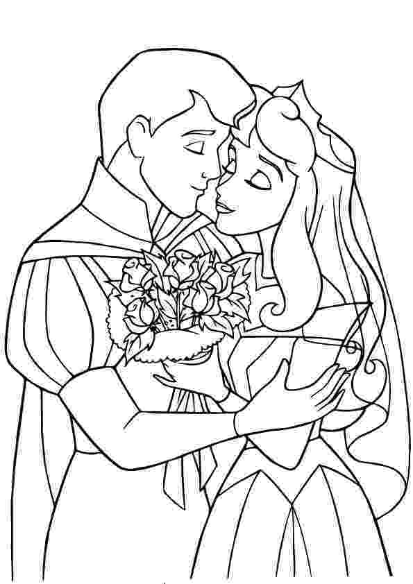 prince colouring sleeping beauty prince and princess coloring pages prince colouring