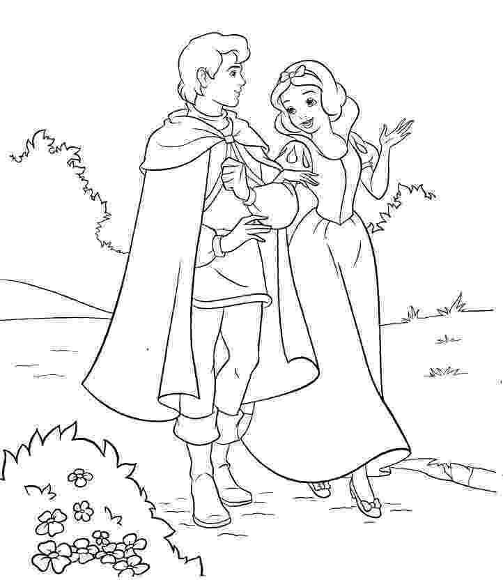 prince colouring snow white coloring pages best coloring pages for kids prince colouring