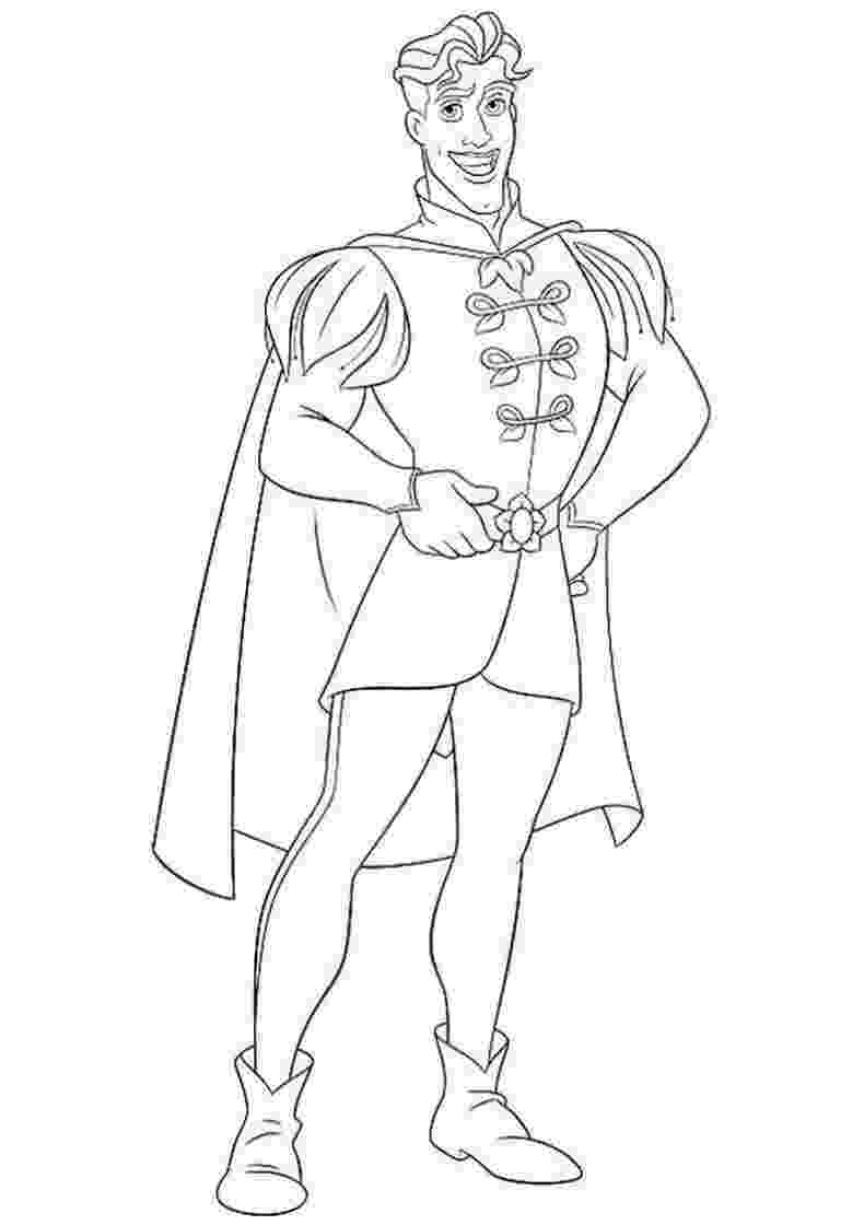 prince colouring snow white coloring pages disneyclipscom colouring prince