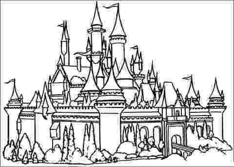 princess and castle coloring pages printable castle coloring pages for kids cool2bkids castle pages and princess coloring