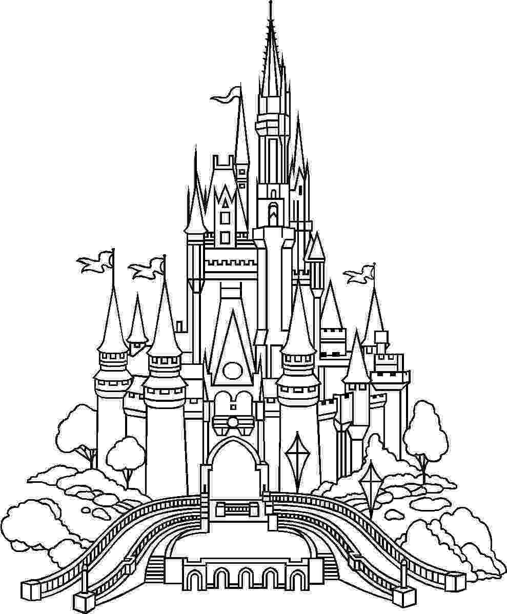 princess castle printable castle disneyjpg 9891198 castle coloring page princess castle printable