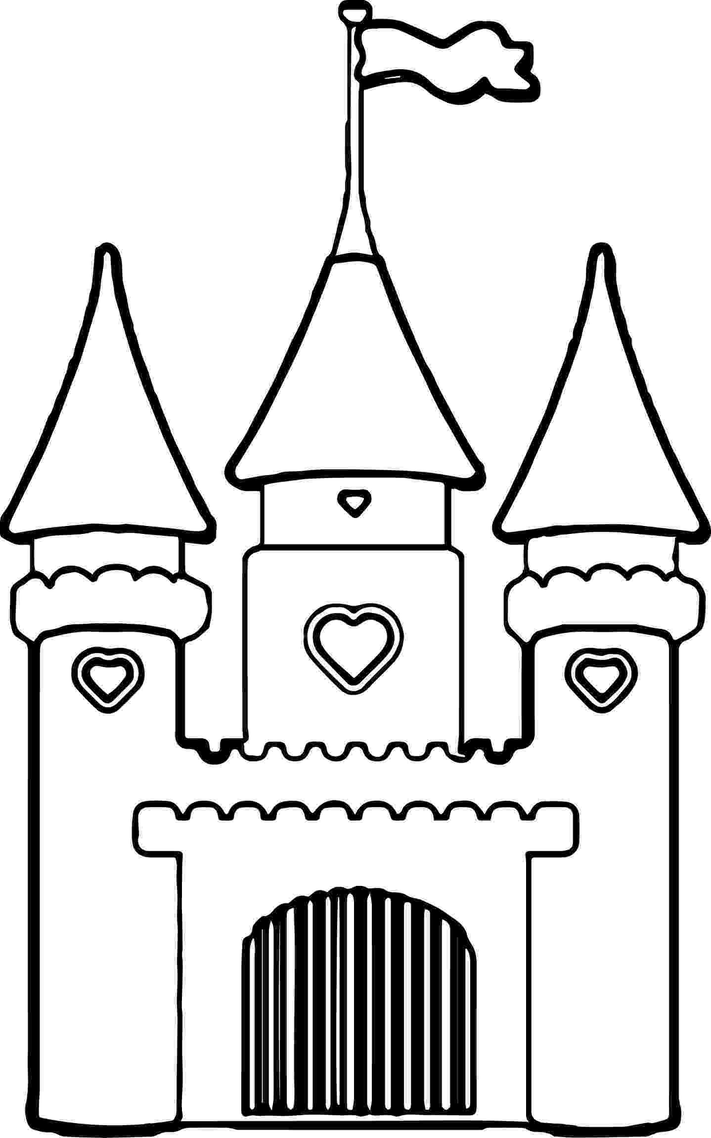 princess castle printable disney princess castle coloring pages sketch coloring page printable princess castle