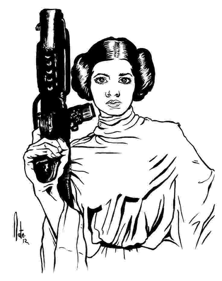 princess leia coloring pages printable princess leia silhouette at getdrawings free download coloring pages leia printable princess