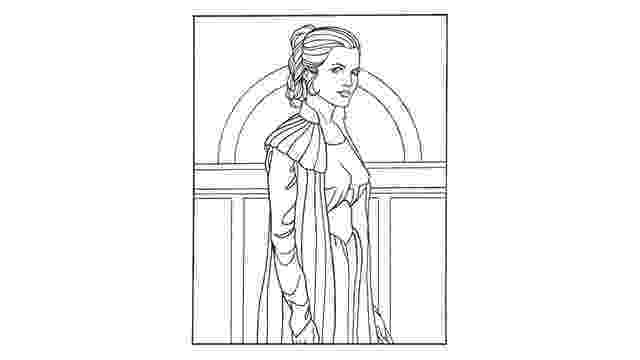 princess leia coloring pages printable star wars coloring pages princess leia google search leia princess printable coloring pages