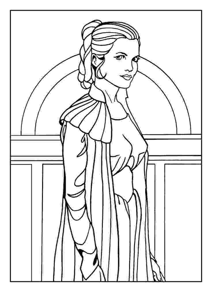 princess leia coloring pages printable star wars leia coloring pages download and print for free princess leia printable pages coloring