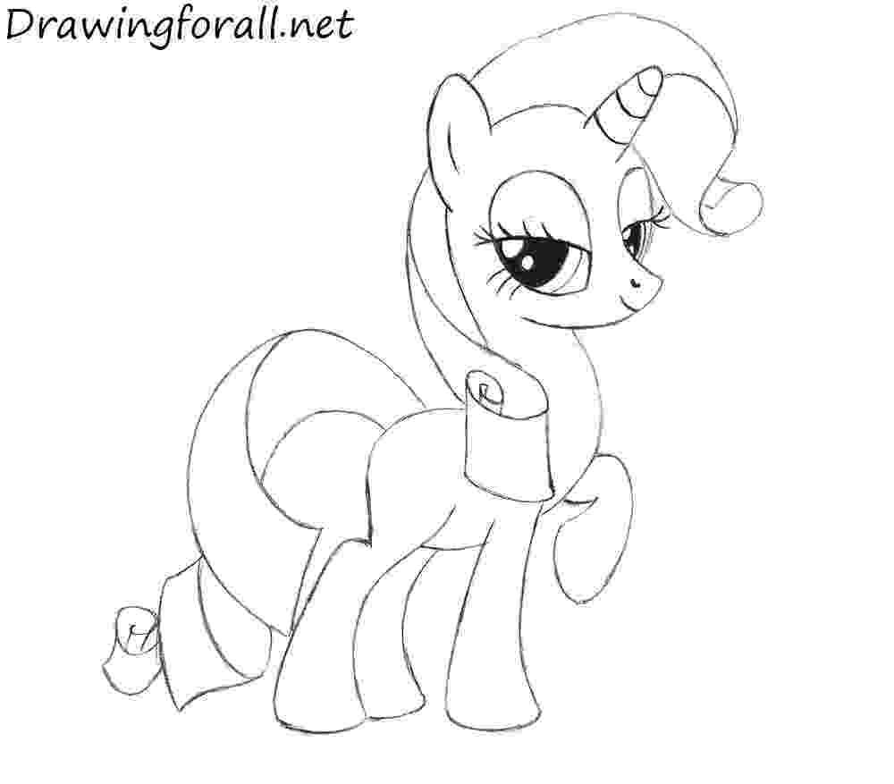 princess rarity how to draw rarity drawingforallnet rarity princess